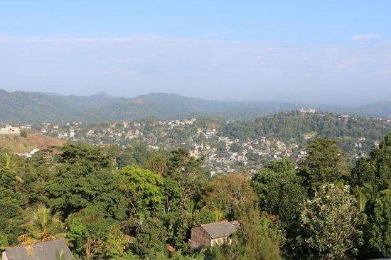Theva Residency : View