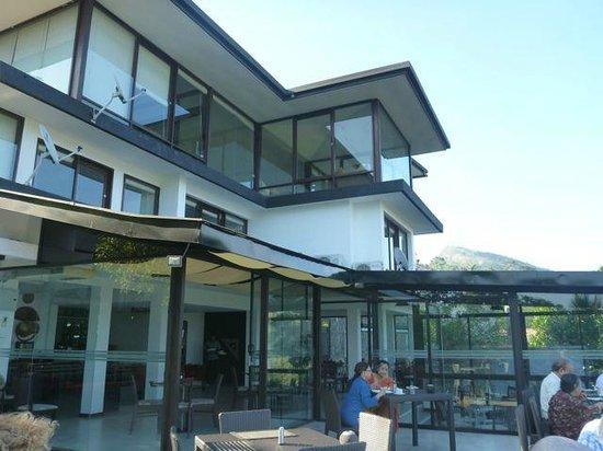 Theva Residency : Ground Floor
