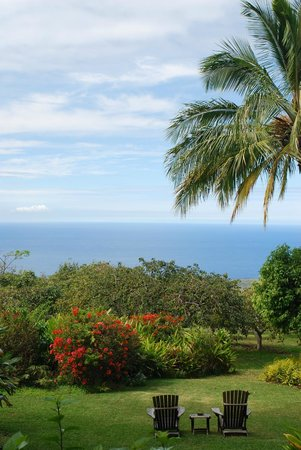 Kane Plantation Guesthouse: Waking up to stunning view each day