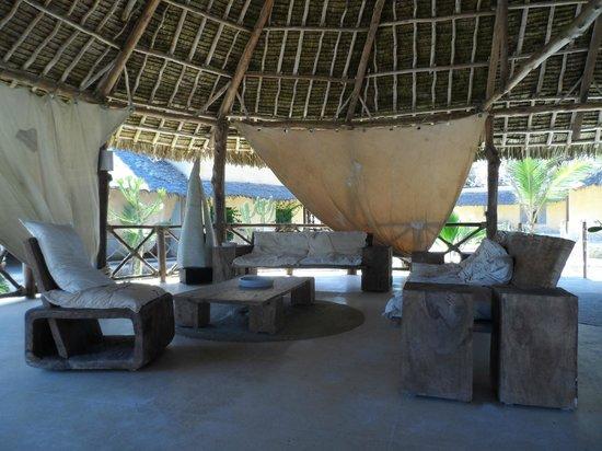Mawe Resort: angolo relax