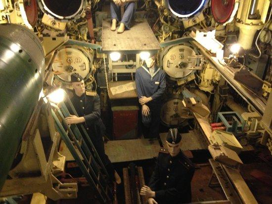 U-434: Экипаж
