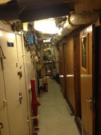 U-434: Коридор