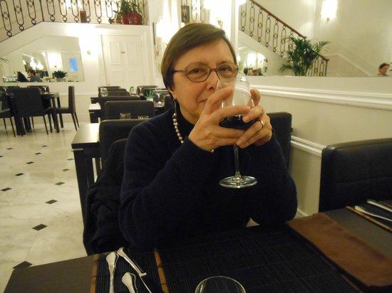 Hotel Modigliani: zona ristorante/colazione