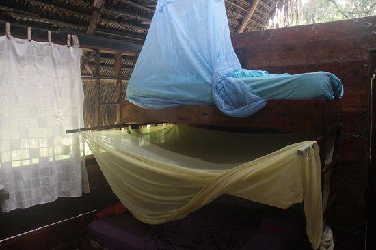 Jamu Lodge : Our room.
