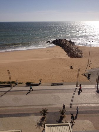 Dom José Beach Hotel : View from room 501