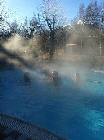 Klammer's Kärnten: Outdoor Pool Fun