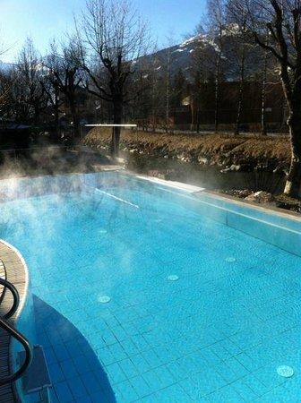Klammer's Kaernten: Thermal Outdoor Pool