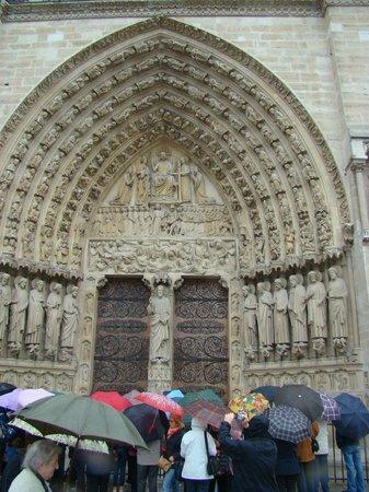 Tours de la Cathedrale Notre-Dame : Notre-Dame Cathedral