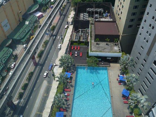 PARKROYAL Kuala Lumpur : View from Room1726