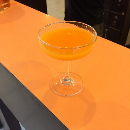 The Royal Nakara: welcoming drink