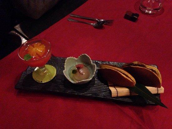 Doozo Art Books & Sushi: Dolci giapponesi