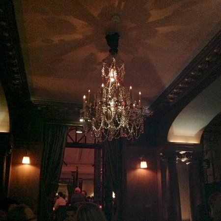 Hotel Costes: Chandelier -  Costes