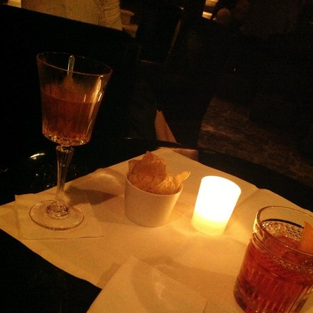Hôtel Costes : Cocktails - Costes
