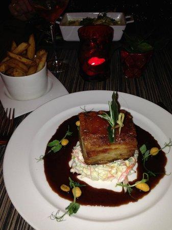 Chloe's Restaurant : Best belly pork