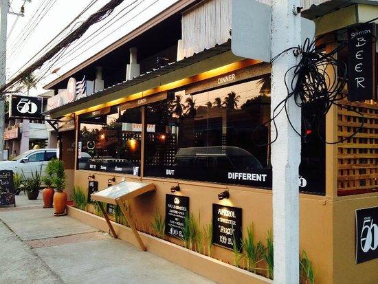 Fifty-Six Fusion Cuisine : 56 Restaurant/Bophut