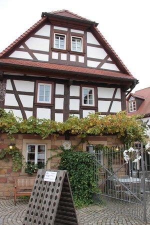 Weingut & Landhaus Wilker : Außenansicht