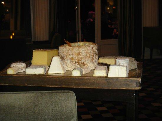 Apicius: cheese choice