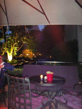 Apicius: terrace