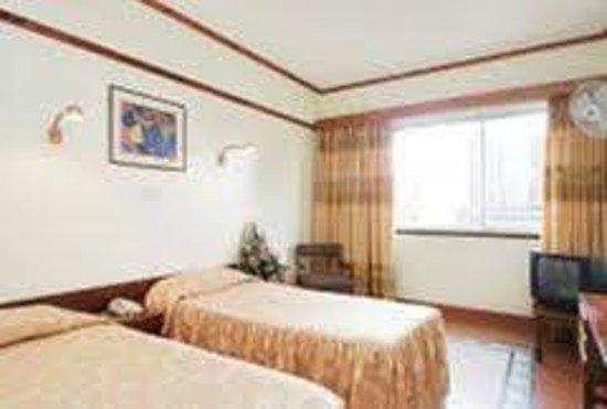 Hotel Veecam: twin room