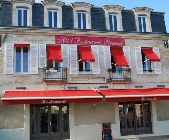 Hotel Les Landes