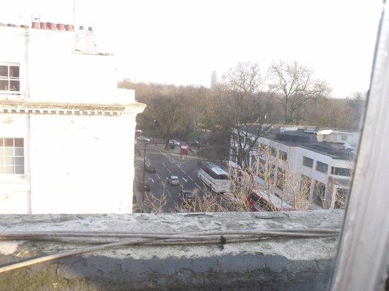 SO Hyde Park : vue 2° fenêtre