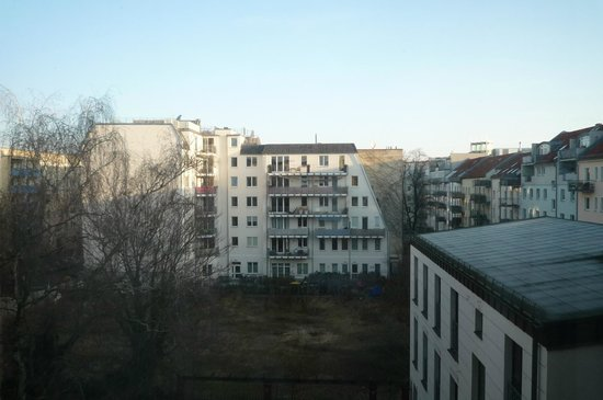 Ibis Styles Berlin City Ost: View from our room