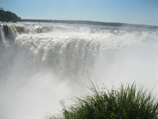 Cataratas del Iguazú: emociòn