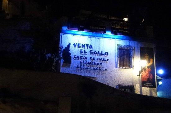 Venta El Gallo: 外観