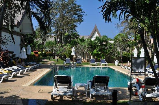 Centara Kata Resort Phuket: This is from the quiet zone