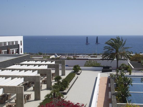 Main pool picture of hotel costa calero puerto calero tripadvisor - Hotel costa calero puerto calero lanzarote espana ...
