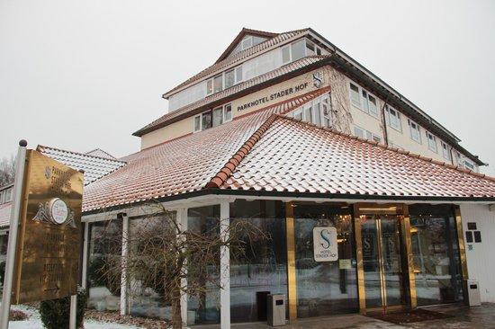 Parkhotel Stader Hof: Außenansicht