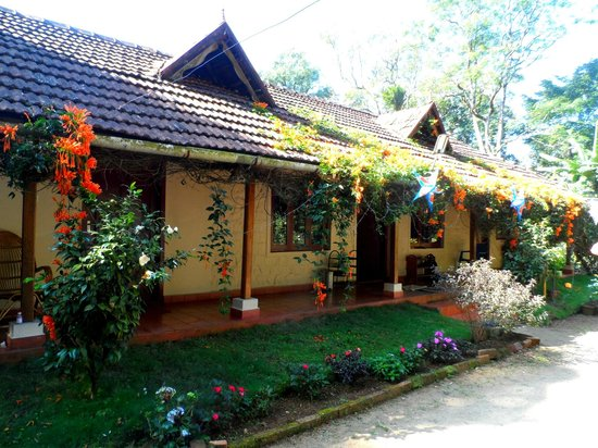 Rose Gardens Homestay: The beautiful house