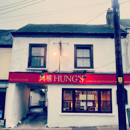 Hungs Chinese Restaurant/Take-away, South Molton