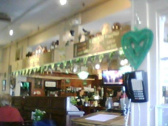 Liam Maguire's Irish Pub: The Bar View from the Tables