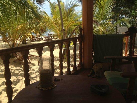 Patini Bungalows - Beach Garden: Terasse