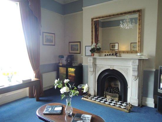 Charleville Lodge: Гостиная