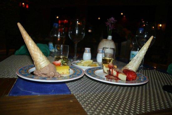 SENTIDO Mamlouk Palace Resort: мексиканский ресторан