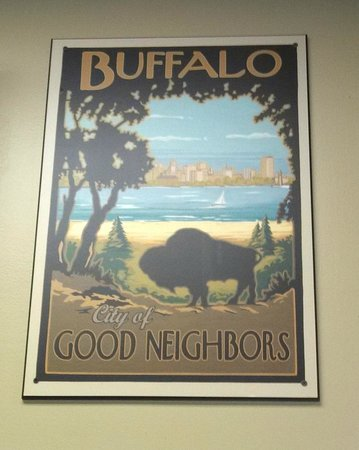Casa di Pizza: Buffalo - City of Good Neighbors