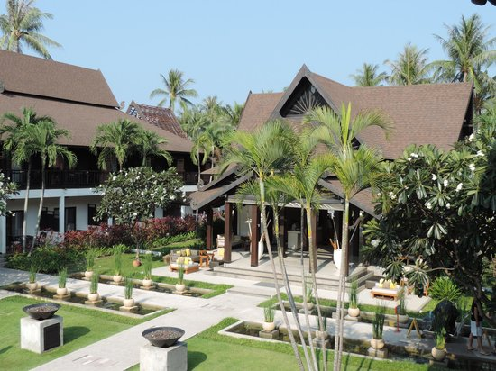 Amari Koh Samui: View of reception