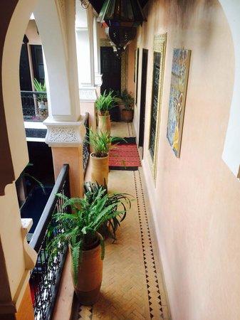Riad La Rose D'Orient: 1er étage