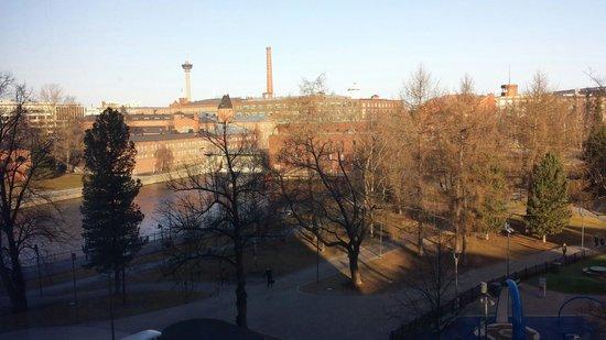 Hotelli Cumulus Koskikatu : View from 5th floor