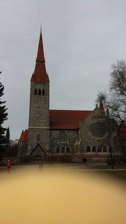 Hotelli Cumulus Koskikatu : Cathedral 500 Mr from Hotel