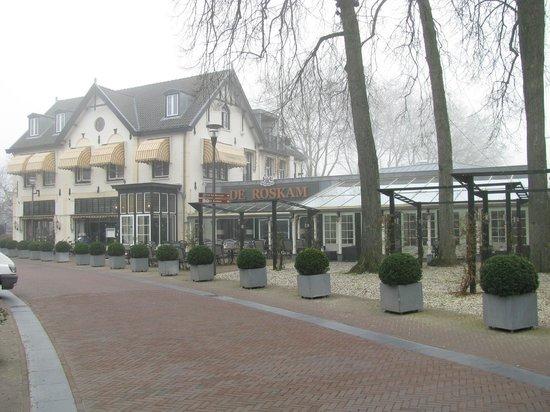 Loetje Gorssel: Voorzijde hotel de Roskam