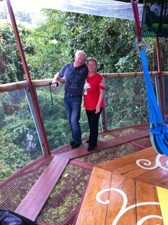 Observatorio natural: Thomas & Marita