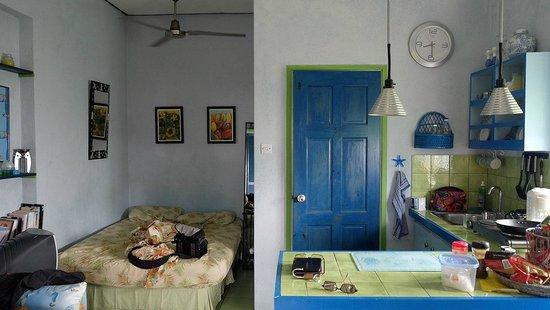 Emville Guesthouse: Garden View Studio