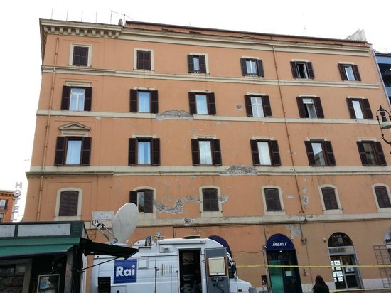 Lirico Hotel: Außenfassade