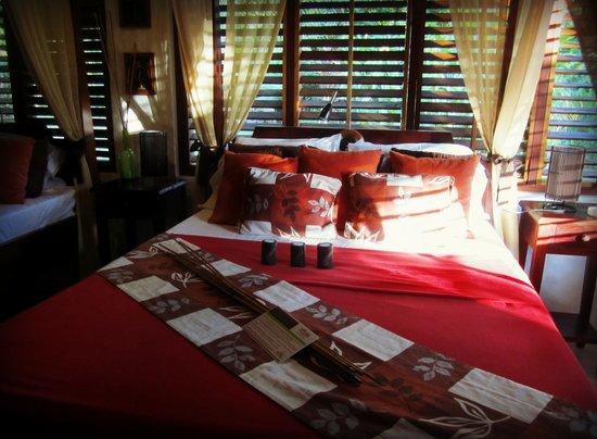 Casa Corcovado Jungle Lodge: our bungalow - #14