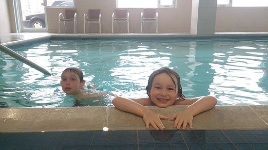 Residence Inn Kingston Water's Edge : Pool is great too!