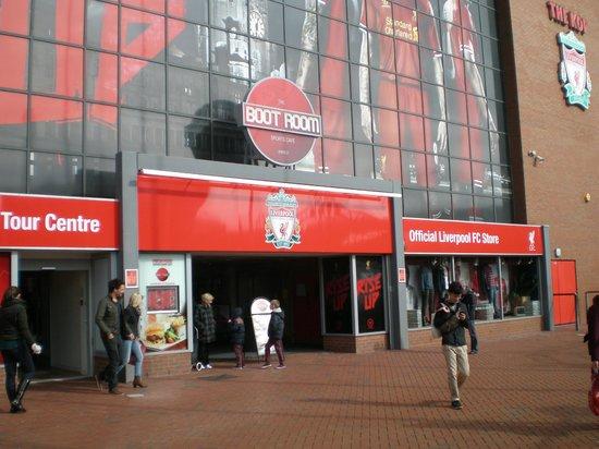 Anfield Stadium: Liverpool FC