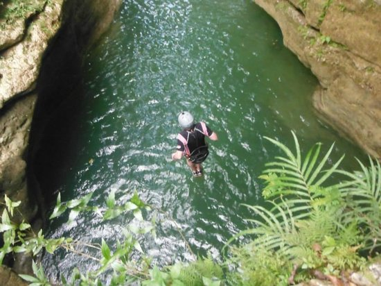 Kayak River Adventures: It took a bit of courage, but I did it...